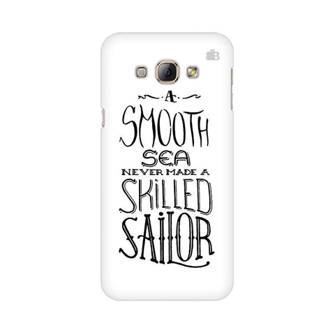 Skilled Sailor Samsung A8 Phone Cover