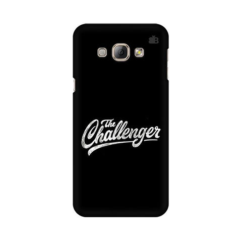 The Challenger Samsung A8 Phone Cover