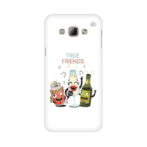 True Friends Samsung A8 Phone Cover