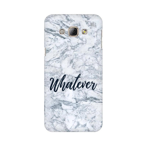Whatever Samsung A8 Phone Cover