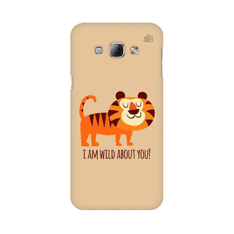 Wild About You Samsung A8 Phone Cover
