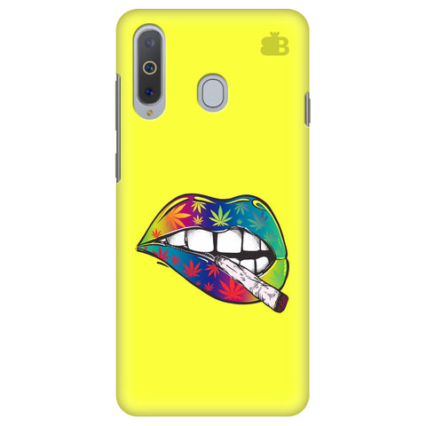 Trippy Lips Samsung A8s Cover