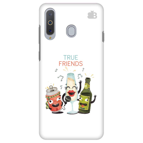 True Friends Samsung A8s Cover