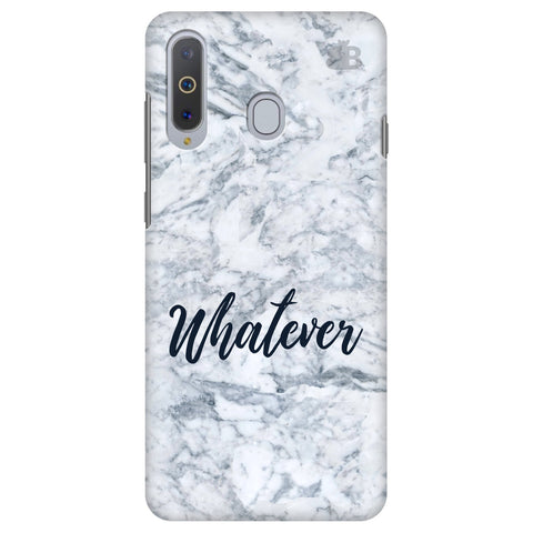 Whatever Samsung A8s Cover