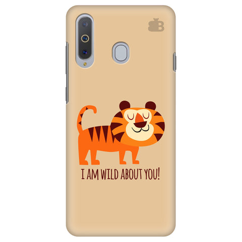 Wild About You Samsung A8s Cover