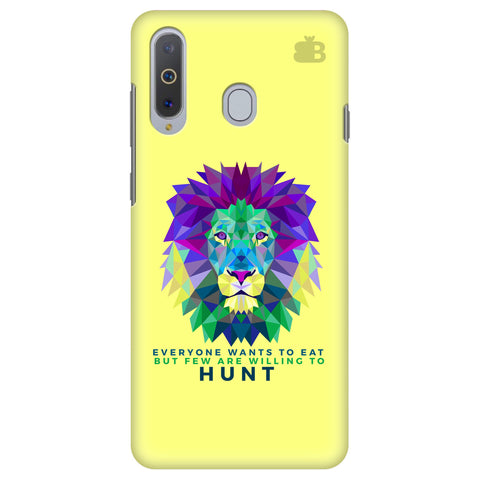 Willing to Hunt Samsung A8s Cover