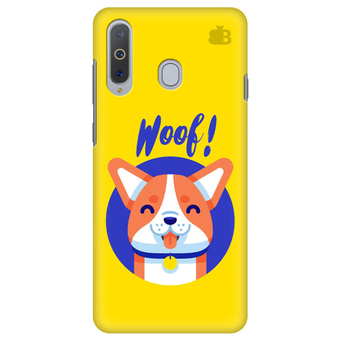Woof Samsung A8s Cover