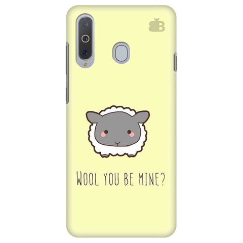 Wool Samsung A8s Cover
