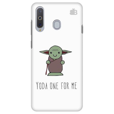 Yoda One Samsung A8s Cover