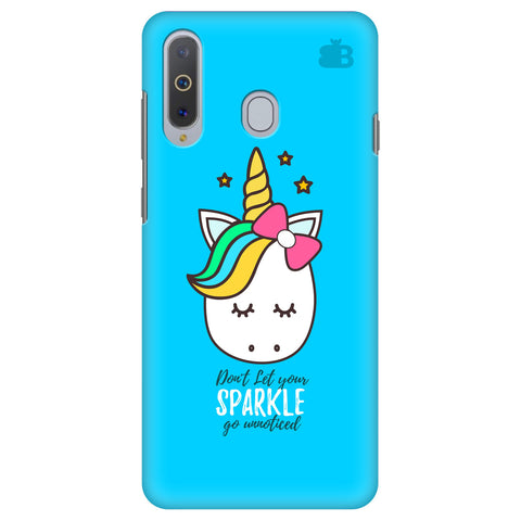 Your Sparkle Samsung A8s Cover