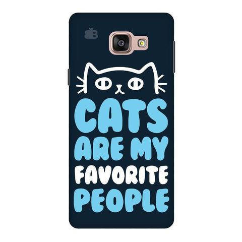 Cats favorite People Samsung A9  Pro Phone Cover