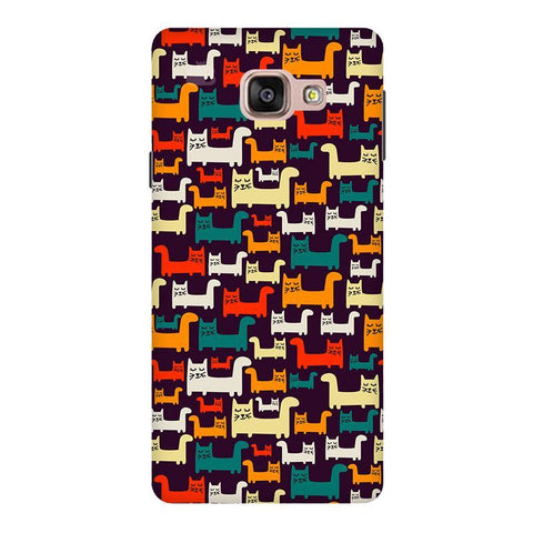Chill Cats Samsung A9  Pro Phone Cover