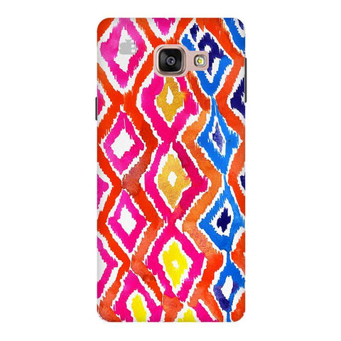 Colorful Ikat Samsung A9  Pro Phone Cover