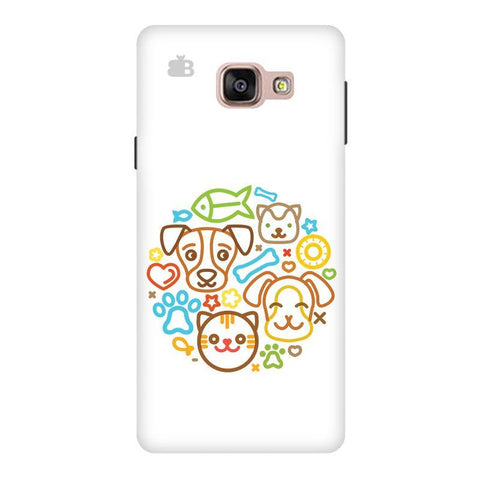 Cute Pets Samsung A9  Pro Phone Cover