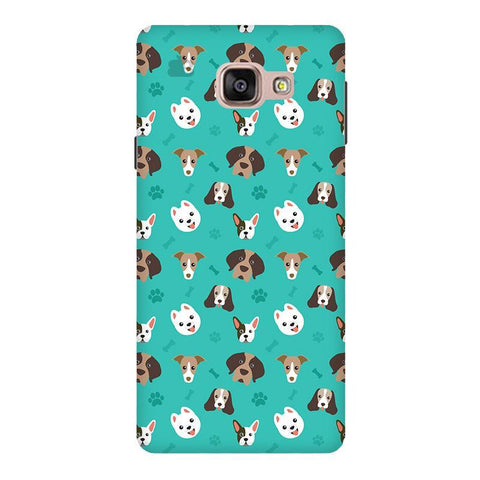 Doggie Pattern Samsung A9  Pro Phone Cover