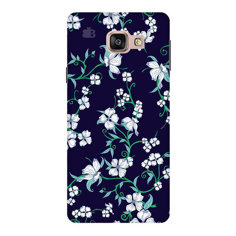 Dogwood Floral Pattern Samsung A9  Pro Phone Cover