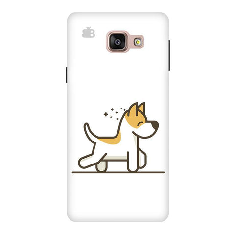 Happy Puppy Samsung A9  Pro Phone Cover