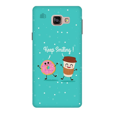 Keep Smiling Samsung A9  Pro Phone Cover