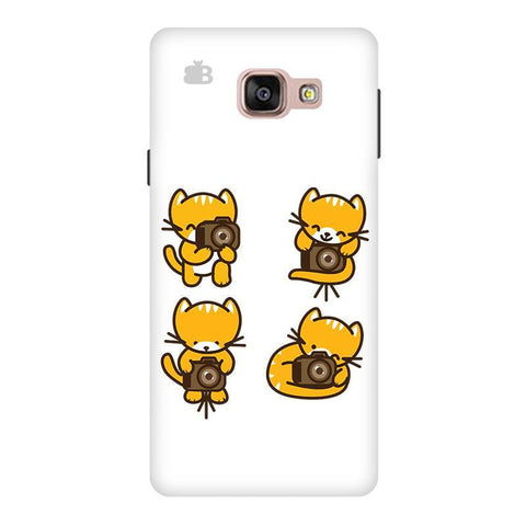 Photographer Kitty Samsung A9  Pro Phone Cover