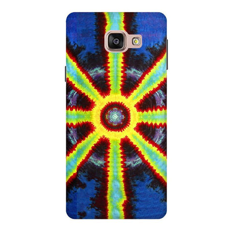Tie & Die Pattern Samsung A9  Pro Phone Cover