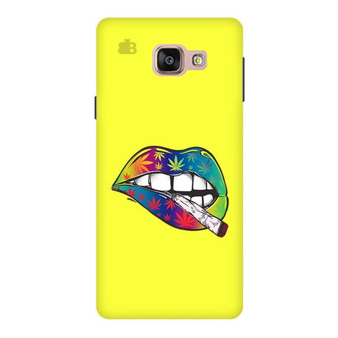 Trippy Lips Samsung A9  Pro Phone Cover