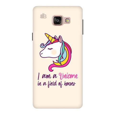 Unicorn in Horses Samsung A9  Pro Phone Cover