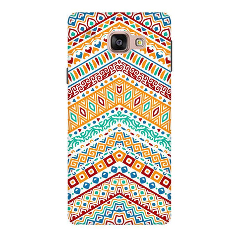 Wavy Ethnic Art Samsung A9  Pro Phone Cover