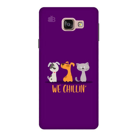 We Chillin Samsung A9  Pro Phone Cover