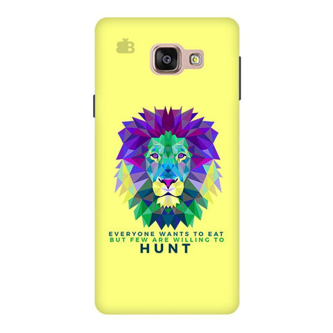 Willing to Hunt Samsung A9  Pro Phone Cover