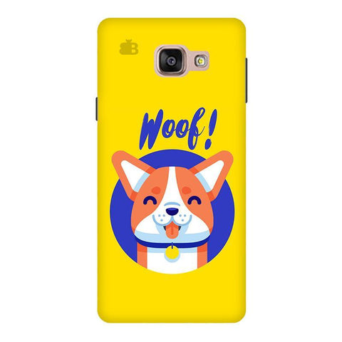 Woof Samsung A9  Pro Phone Cover