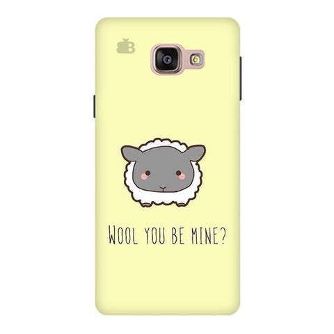 Wool Samsung A9  Pro Phone Cover
