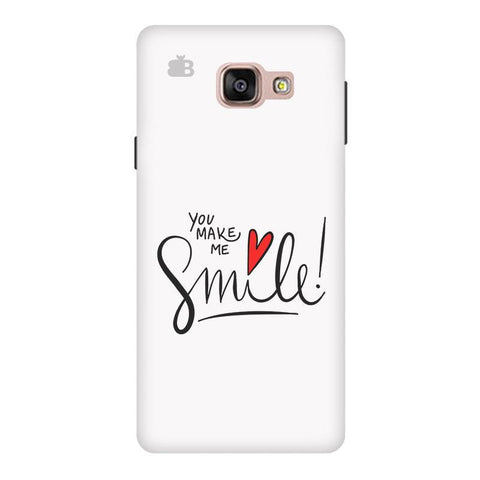 You make me Smile Samsung A9  Pro Phone Cover