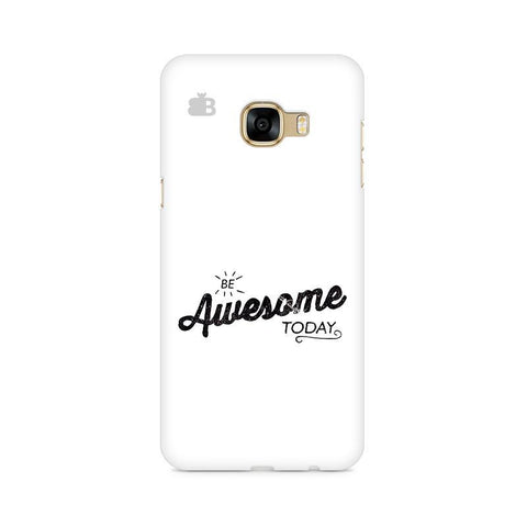 Awesome Samsung C7 Pro Cover
