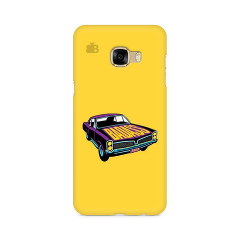Badass Muscle Car Samsung C7 Pro Cover