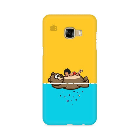 Baloo and Mowgli Samsung C7 Pro Cover