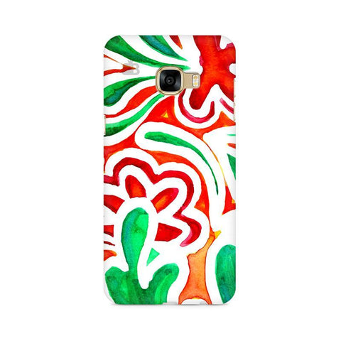 Batic Art Samsung C7 Pro Cover