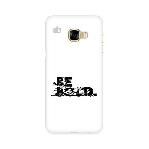 Be Bold Samsung C7 Pro Cover