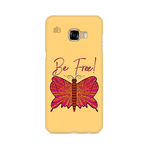 Be Free Samsung C7 Pro Cover