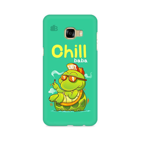 Chill Baba Samsung C7 Pro Cover