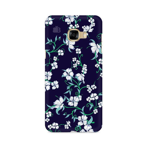 Dogwood Floral Pattern Samsung C7 Pro Cover