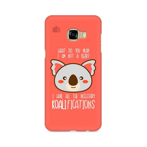 Koalifications Samsung C7 Pro Cover