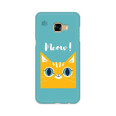 Meow Samsung C7 Pro Cover