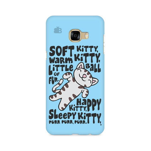 Soft Kitty Samsung C7 Pro Cover