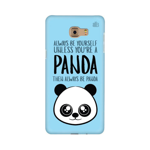 Always be panda Samsung C9 Pro Cover