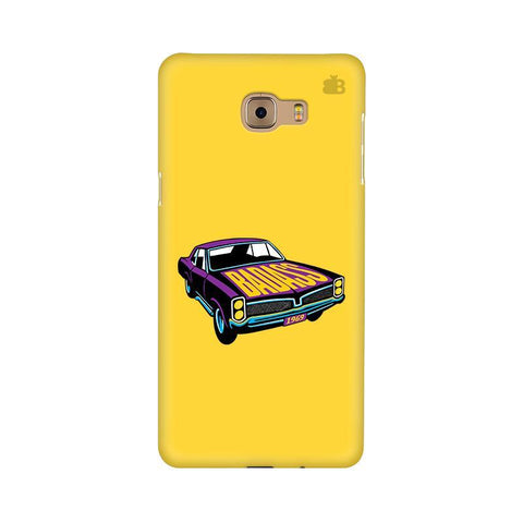 Badass Muscle Car Samsung C9 Pro Cover