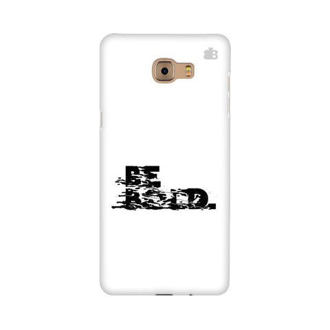 Be Bold Samsung C9 Pro Cover