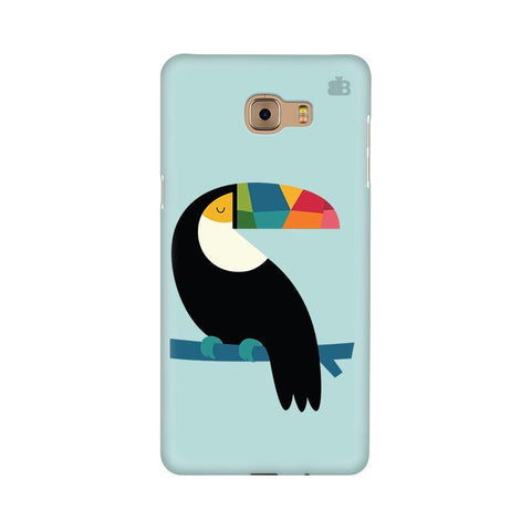 Calm Bird Samsung C9 Pro Cover
