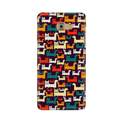 Chill Cats Samsung C9 Pro Cover