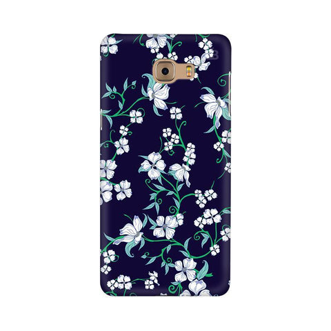 Dogwood Floral Pattern Samsung C9 Pro Cover