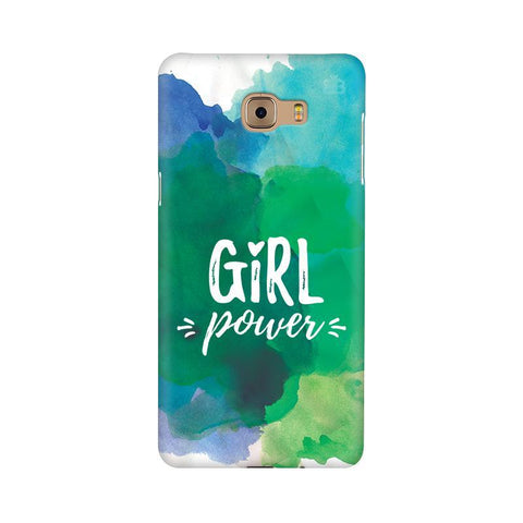 Girl Power Samsung C9 Pro Cover